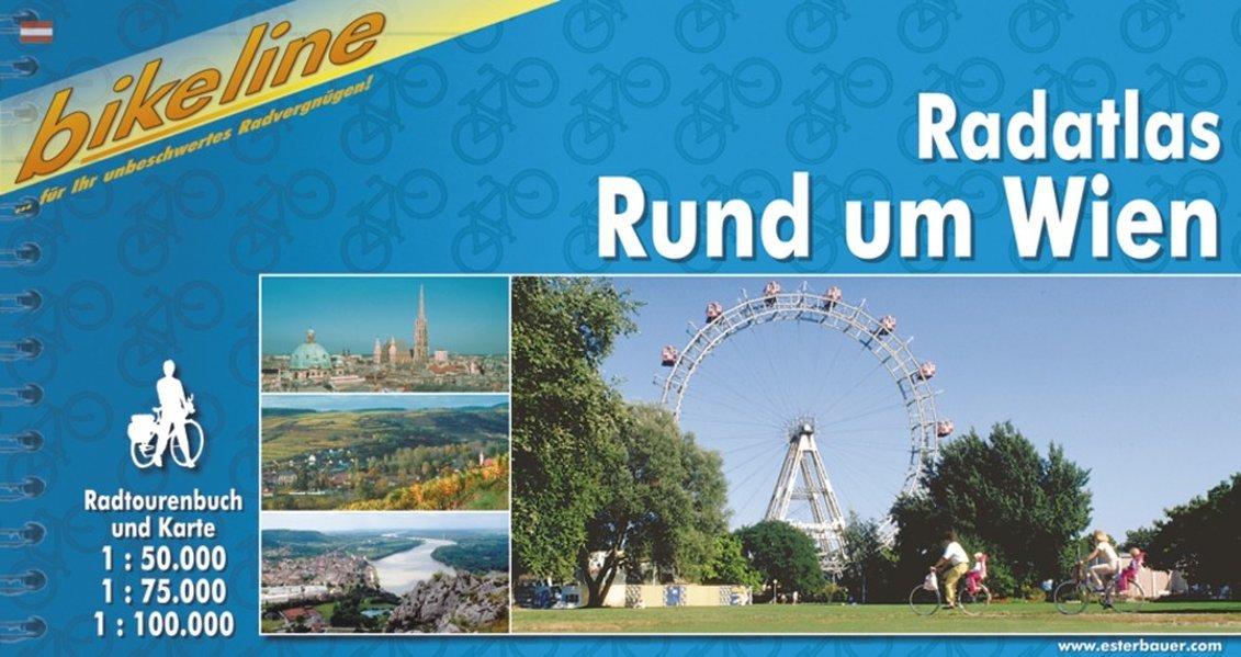 Bikeline Radtourenbuch, Rund um Wien (Bikeline Radtourenbücher) Spiralbindung – 31. März 2009 Esterbauer 3850000109 Europa Hotel