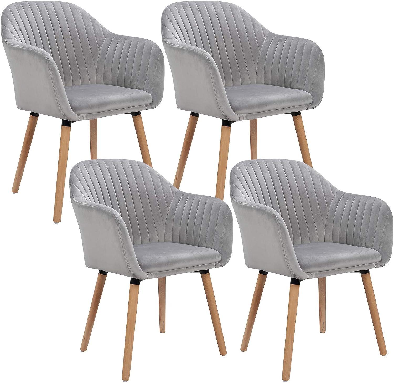 2//4//6xEsszimmerstühle Holz Stühle Weiß und Natur Küchenstuhl Stuhl Landhaus stil
