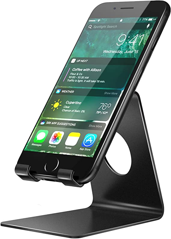 iPhone Amazon Samsung Sony Smartphone and Tablet Rubber Desktop Holder HTC