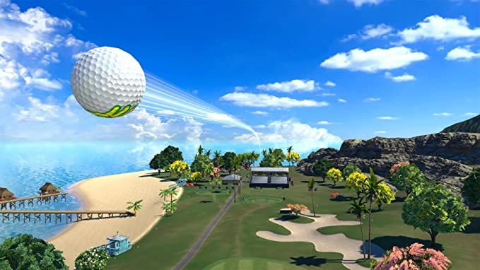 Everybodys Golf VR (PS4) - PlayStation 4 [Importación ...