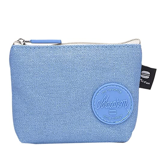 e14f6542ced Mini Cion Purse Women Girls Cute Small Wallet Bag Change Pouch ...