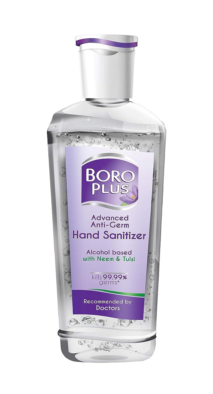 BoroPlus Advanced Anti-Germ Hand Sanitizer, 200ml