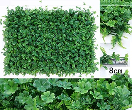 Valla De Hoja Artificial, Decoración del Hogar Interior Y Exterior, Privacidad Cerca De Jardín, Patio, Patio, Fiesta (Color : B): Amazon.es: Hogar