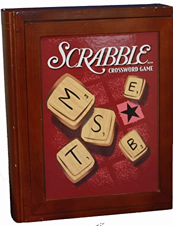 Parker Brothers Vintage BookShelf Game Collection - Scrabble Cross Word Game in Wooden Book Box & Amazon.com: Parker Brothers Vintage BookShelf Game Collection ... Aboutintivar.Com