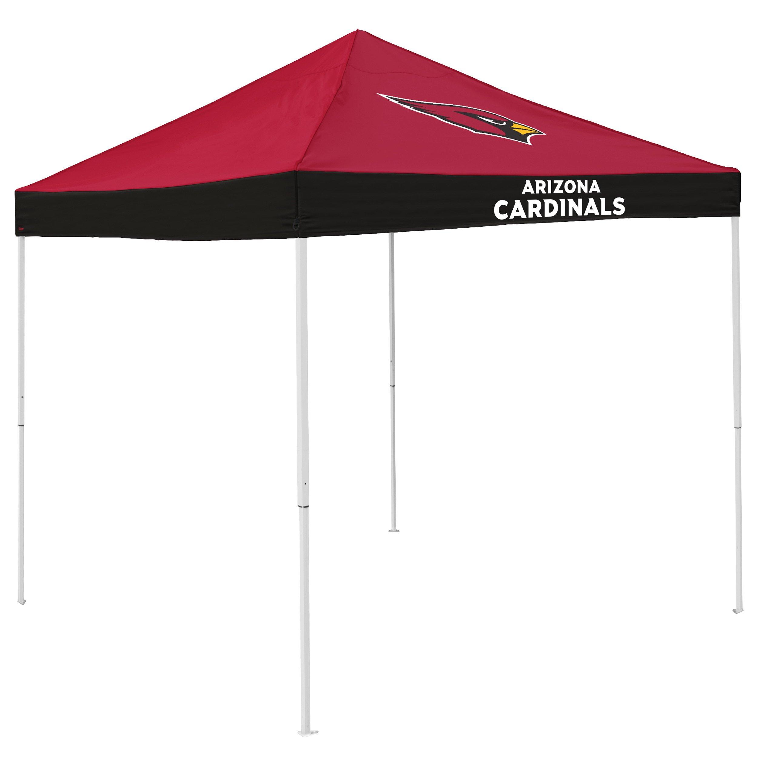 Logo Brands NFL Arizona Cardinals Economy Tent, Cardinal, One Size