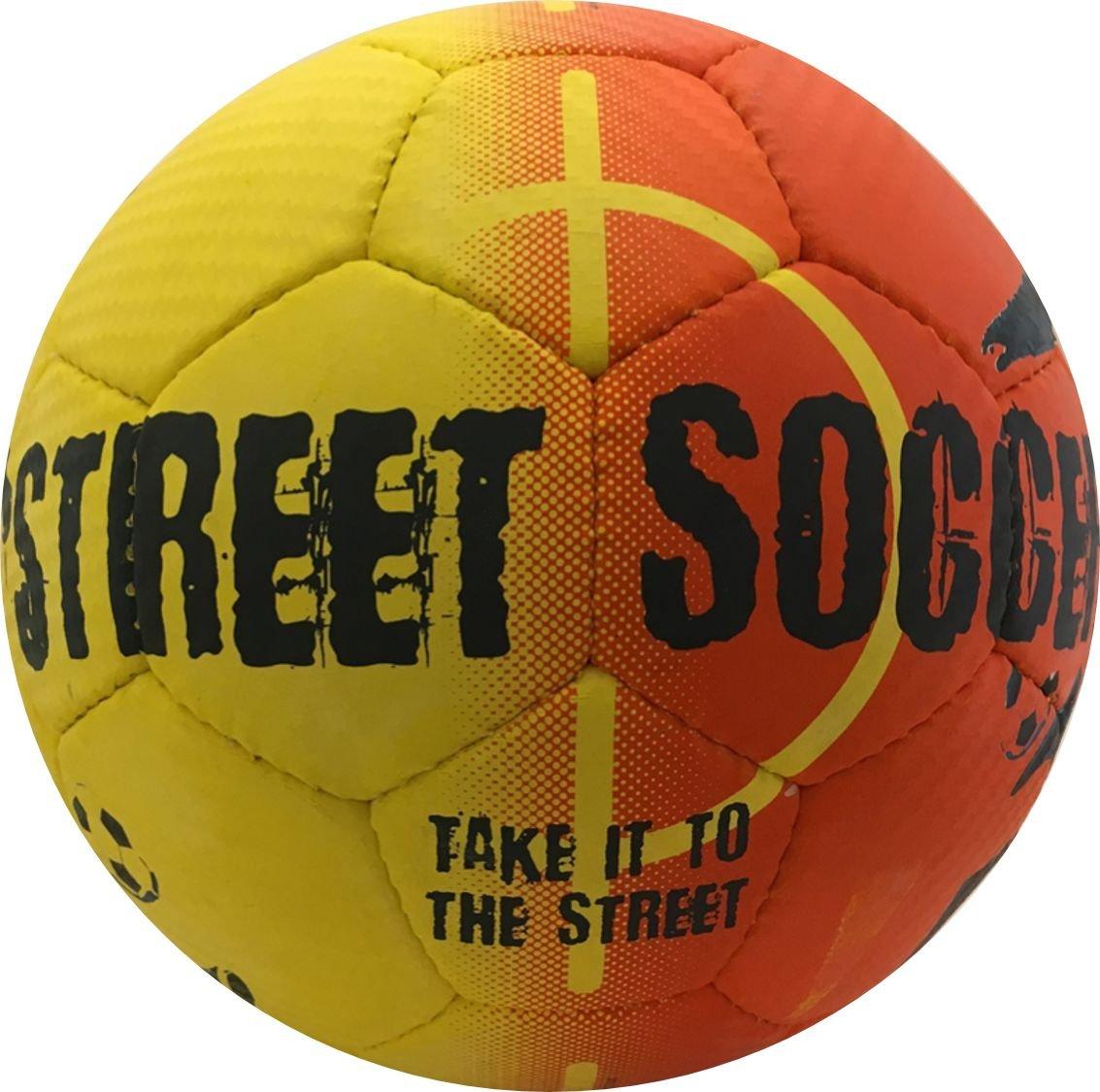 SELECT Seleccione Calle balón de fútbol, tamaño 4,5, Color Naranja ...