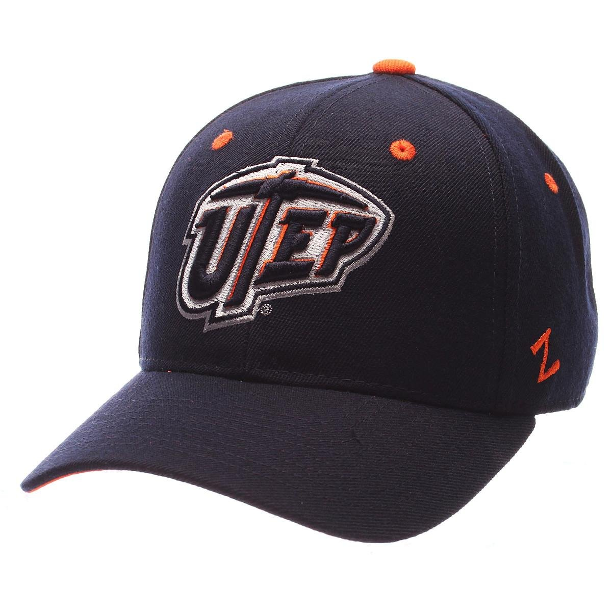 ZephyrメンズUTEP Miners Dh Zwool Fitted Hat 7.5  B00C3Z5OZ6
