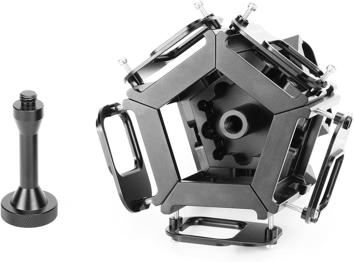 Freewell Rig for GoPro Hero5 Black 360 Degree 5+1 Camera