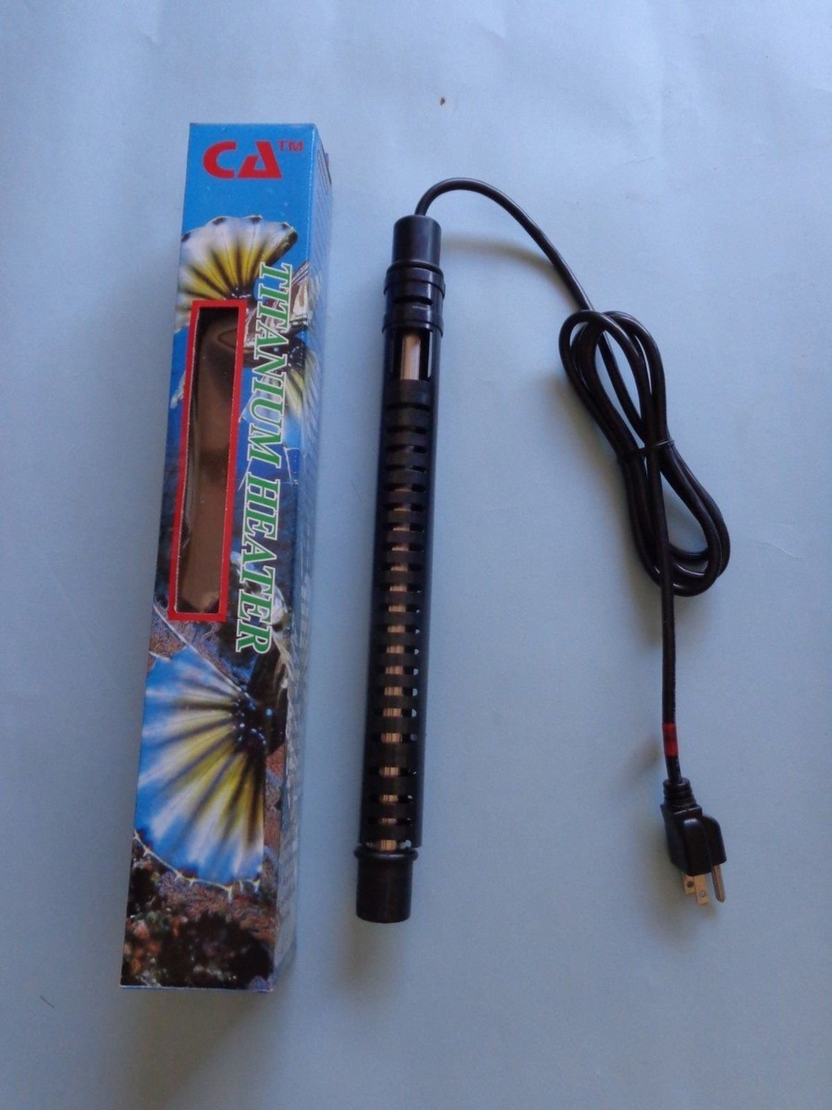 Catalina 800 Watt Titanium Aquarium Heater by Catalina