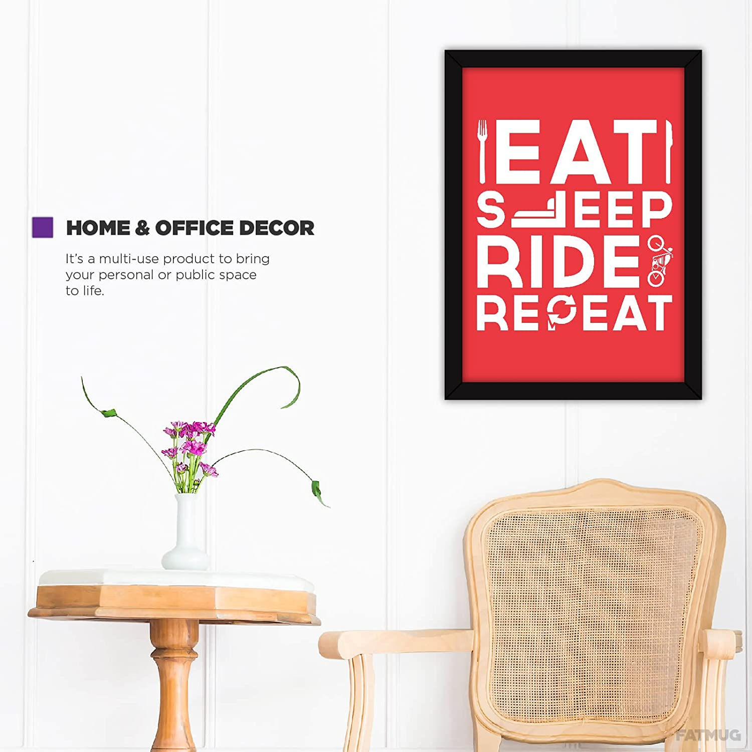 Funny Photo Wall Art Poster