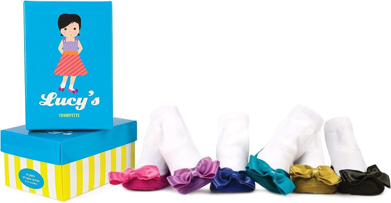 NIB TRUMPETTE $28 'Maddie's' Girls Socks
