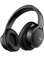 Mpow H7 Cuffie Bluetooth, Cuffie Over-Ear Con Autonomia 18 Ore, Cuffie Chiuse Wireless 4.1, Cuffie Bluetooth Senza Fili con Microfono, Cuffie da Studio Per iPhone/Samsung/Huawei Altri Telefoni/PC/TV
