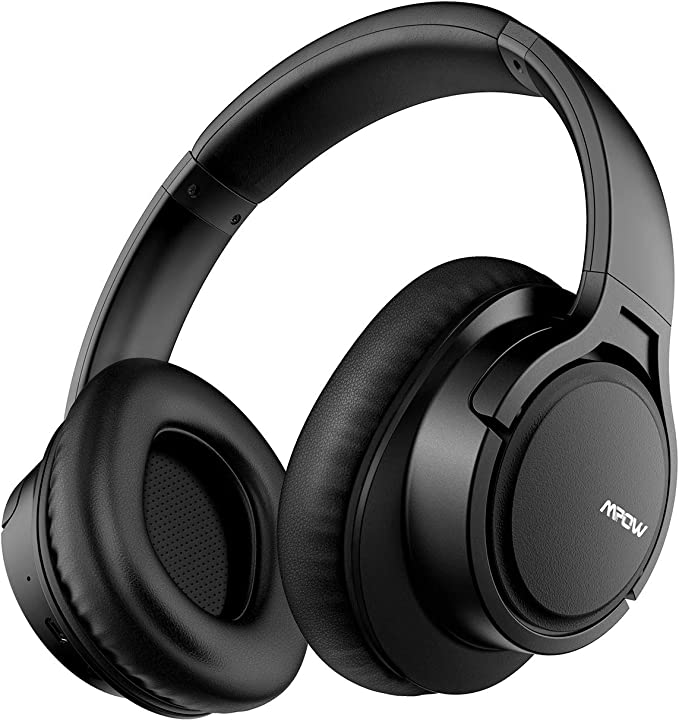 Mpow H7 Cascos Bluetooth Diadema, Auriculares Diadema Bluetooth ...
