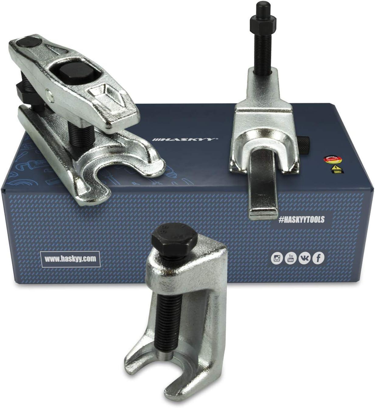 3 piezas. Juego de herramientas de desmontaje universal I Desmontaje de rótulas I Herramientas para automóviles Sepeartor | Herramientas de taller
