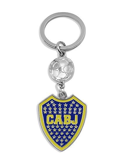 Keychain Argentina Soccer Team Boca Juniors