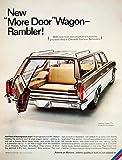 1966 Ad American Motors Rambler Classic 770 Cross