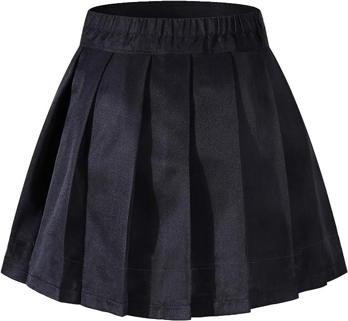 Daring Women/'s Ladies Black Micro Mini Skirt Office Girl Black Mini Skirt 060