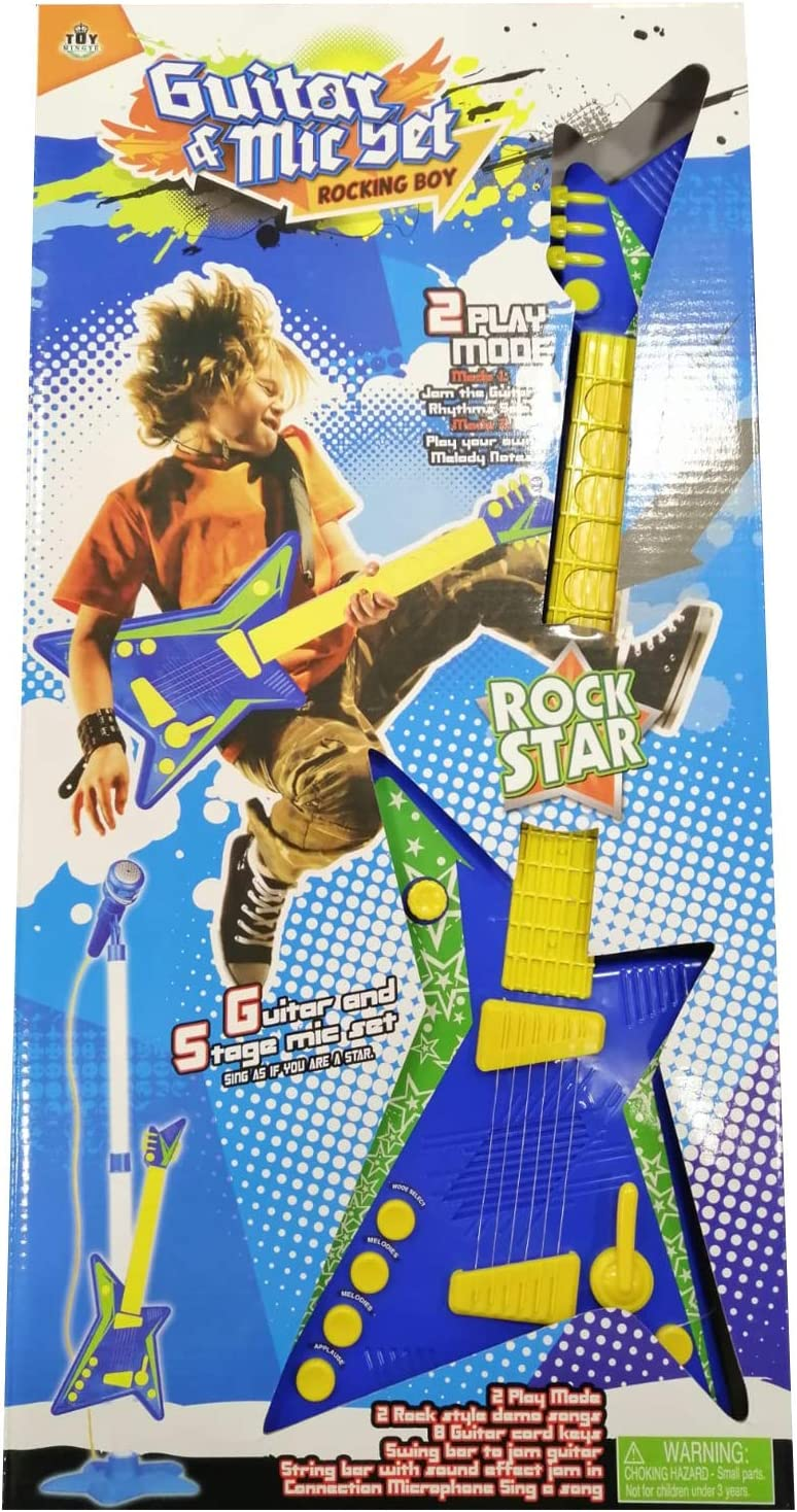 DRIM DISCOUNT Guitarra con Micrófono