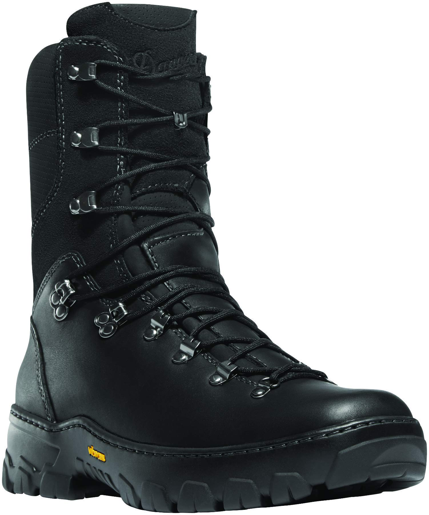 Danner Men's 18054 Wildland Tactical Firefighter 8'' Fire and Safety Boot, Black Smooth Out - 9.5 by Danner
