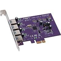 Sonnet Technologies USB3-4PM-E Allegro - Tarjeta de Memoria PC (4 Puertos USB 3.0)
