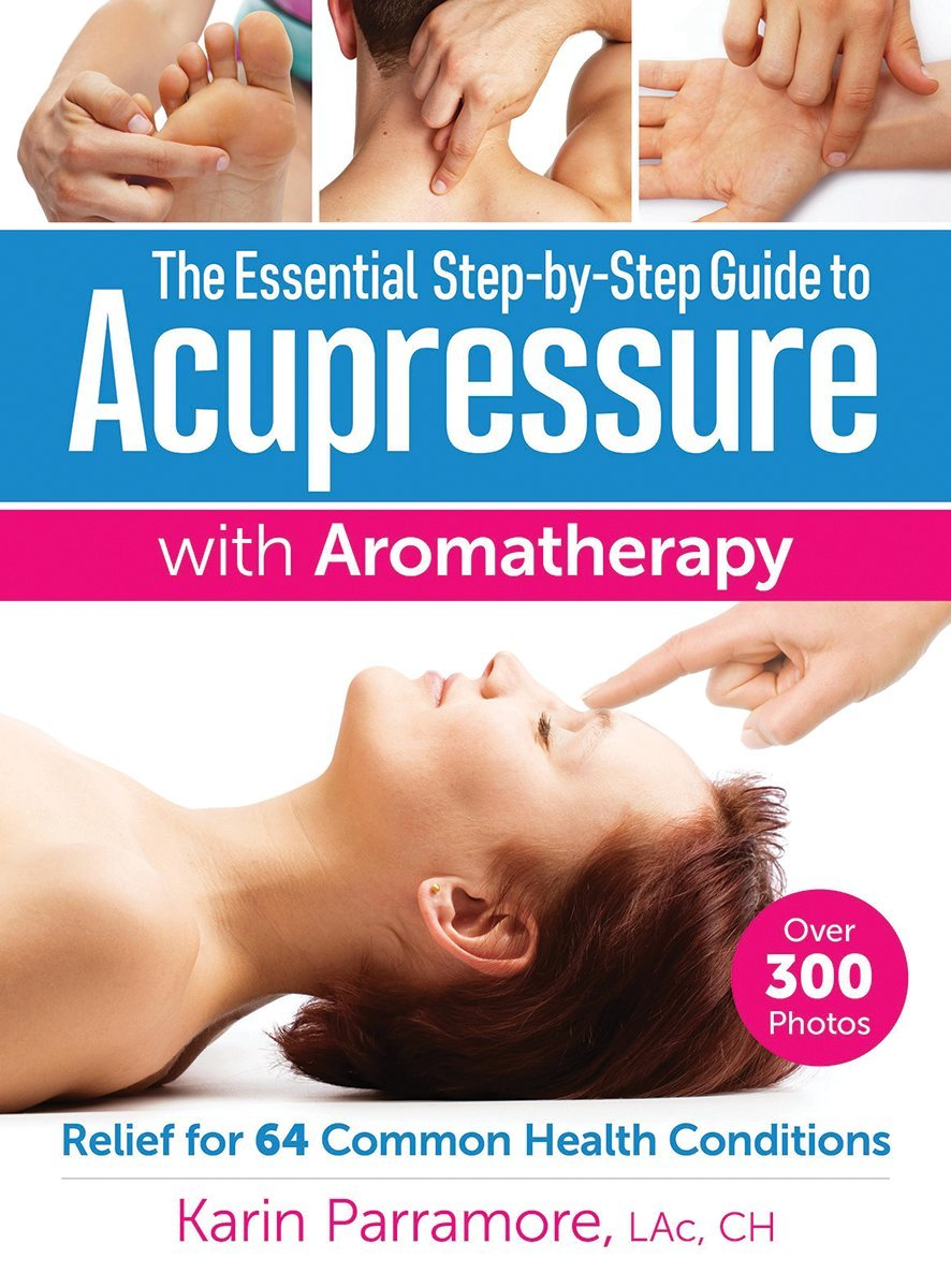 Essential Step Step Acupressure Aromatherapy product image
