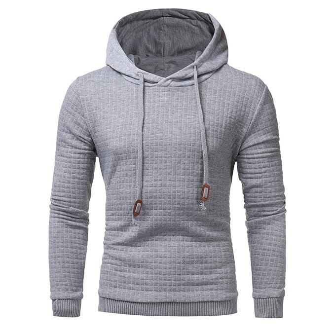3d2696e1518f2a M-3XL ODRDღ Hoodie Männer Sweatshirt Herren Coat Sweater Outwear Sweatjacke  Parka Cardigan Lässige Mantel Kapuzenpulli Pulli Pullover ...