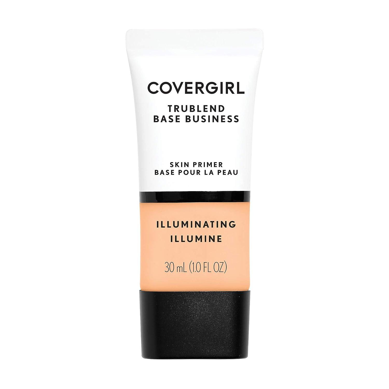 Covergirl Base Business Face Primer Illuminating