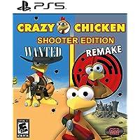 Crazy Chicken Shooter Edition - Playstation 5