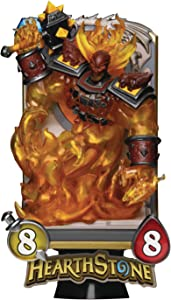 Beast Kingdom Hearthstone: Ragnaros The Firelord DS-071 D-Stage Statue, Multicolor