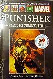 Die offizielle Marvel-Comic-Sammlung 18: Punisher - Frank ist zurück Teil I