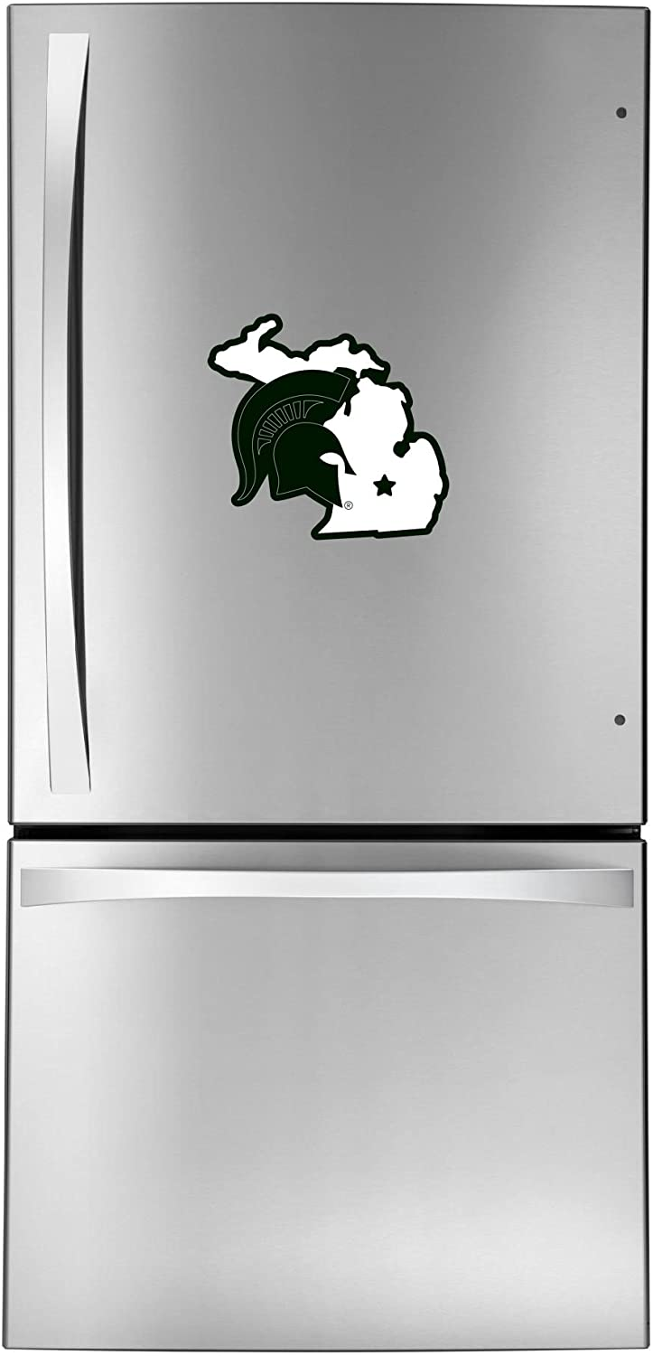 Siskiyou NCAA Unisex Home State 11 Inch Magnet