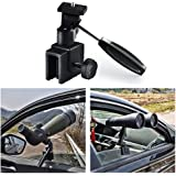 SOLOMARK Deluxe Vehicles Car Adjustable Window Mount for Spotting Scope Big Binoculars - Fully Metal