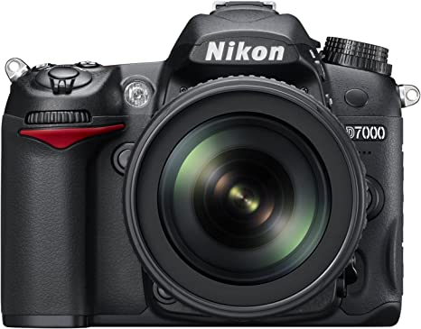 Nikon D7000 16.2 Megapixel Digital SLR Camera with 18 105mm Lens (Black)