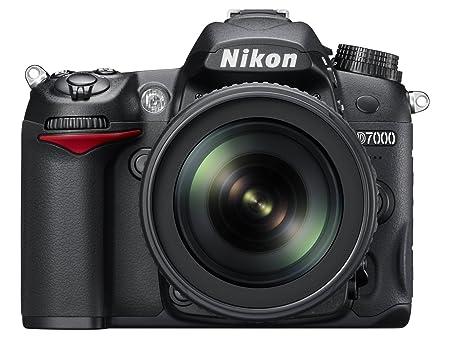 Nikon D7000 16.2MP DX Format CMOS Digital SLR with 18 105mm f/3.5 5.6 AF S DX VR ED Nikkor Lens Cameras   Photography
