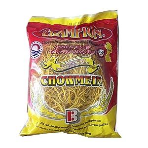 Champion Chow Mein Noodles