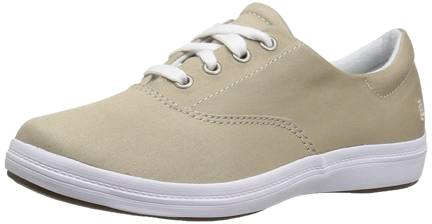 Grasshoppers Women's Janey Ii Fashion Sneaker B01K59FGUE 9.5 N US|Stone