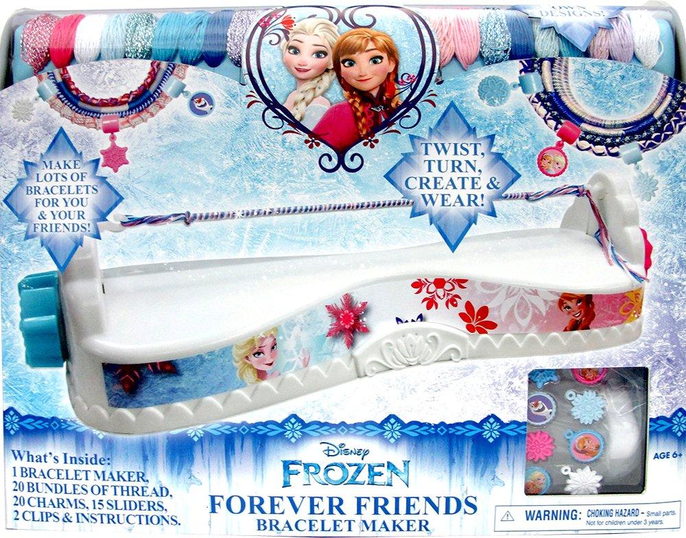 Use this Code 81322 Disney Frozen Friendship Bracelet Maker Tara Toy