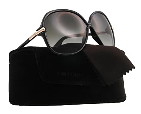 b82586d7d0 Image Unavailable. Image not available for. Colour  Tom Ford 0224 01f Black  Islay Butterfly Sunglasses