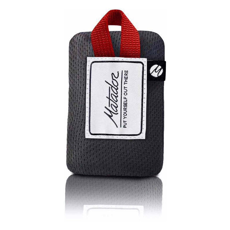 MATADOR Blanket Mini Pocket Decke, Titanium Grey MatadorUp MATS001GR