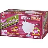 (PM2.5対応) フィッティ シルキータッチモア マスク 50枚入 やや小さめサイズ ピンク