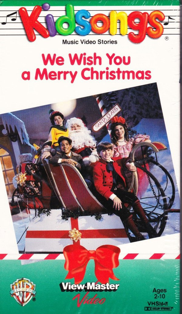 Amazon.com: Kidsongs - We Wish You a Merry Christmas [VHS Tape]: n/a ...