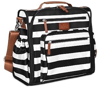 ca8e2aad1 Diaper Bag Backpack by Hip Cub - Convertible W/Cute ... - Amazon.com