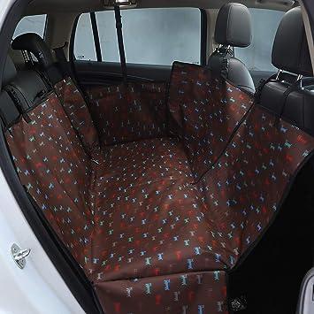 Cubiertas para asientos de auto para perros Camas y muebles para perros Asientos elevadores para perros