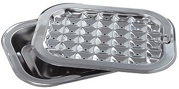 Norpro 273 Stainless Steel Broiler Pan