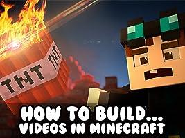 Amazon com: Watch Clip: Michael Play's Minecraft Zelda Wind
