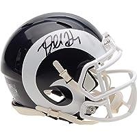 $59 » Darrell Henderson Los Angeles Rams Autographed Riddell Speed Mini Helmet - Fanatics Authentic Certified