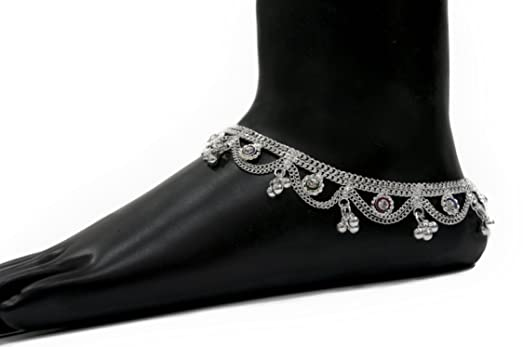 jewelry silver bead chain essentials cut mm inch sterling product anklet free diamond watches