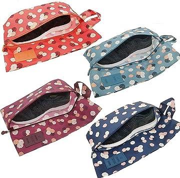 Amazon.com: Bolsas para zapatos con cordón y ventana ...