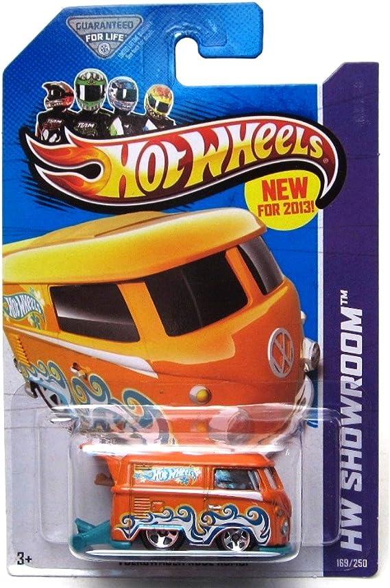 Volkswagen Kool Kombi #169 B26//NC12//NC31 WHITE Hot Wheels 2013