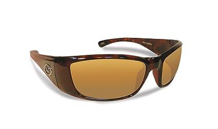 b636f9b4ebe Flying Fisherman Boca Grande Polarized Sunglasses (Shiny Tortoise Frames